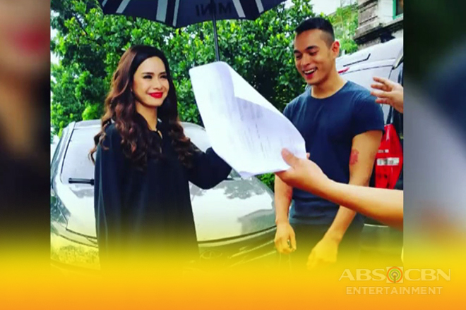Jake Cuenca, inaming may crush kay Erich Gonzales