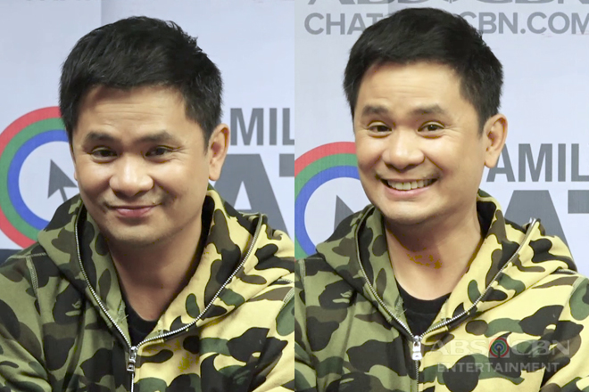 Fast Face with Ogie Alcasid