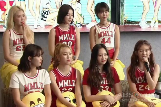 KPOP girl group na Momoland, nasa bansa para mag-perform sa kanilang fans