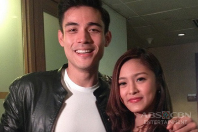 PHOTOS: Kim and Xian to reunite in 2015 teleserye The Story of Us
