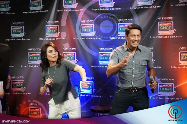 NEVER SEEN ON TV The Best of Kapamilya Chat CharDawn  1