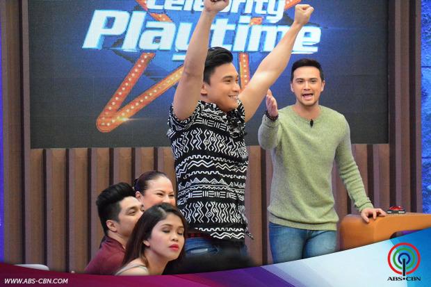 PHOTOS: Celebrity Playtime Episode 2