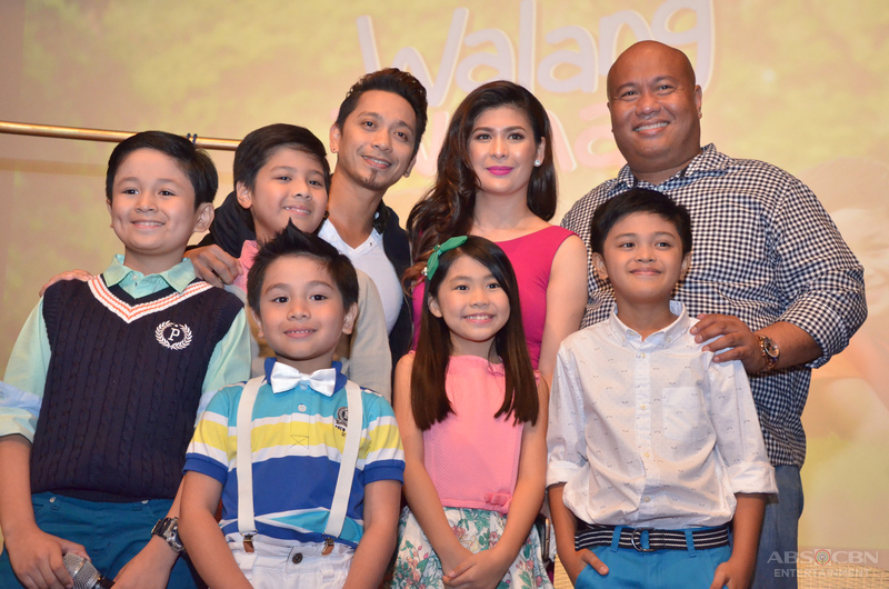 PHOTOS: Presenting the cast of ABS-CBN's newest teleserye Walang Iwanan