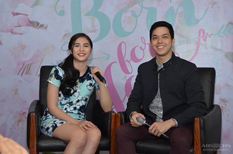 LOOK: Janella Salvador, makakatambal ang bagong Kapamilya na si Elmo Magalona sa teleseryeng Born For You