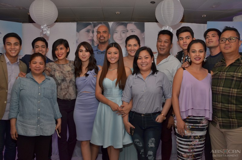 Presenting the stellar cast of ABS-CBN's newest teleserye And I Love You So