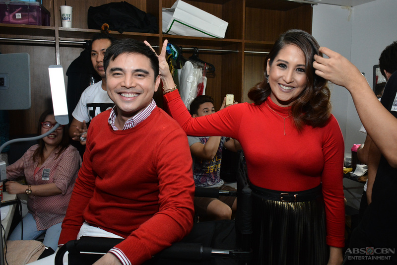 BEHIND-THE-SCENES: ABS-CBN Christmas Special 2015