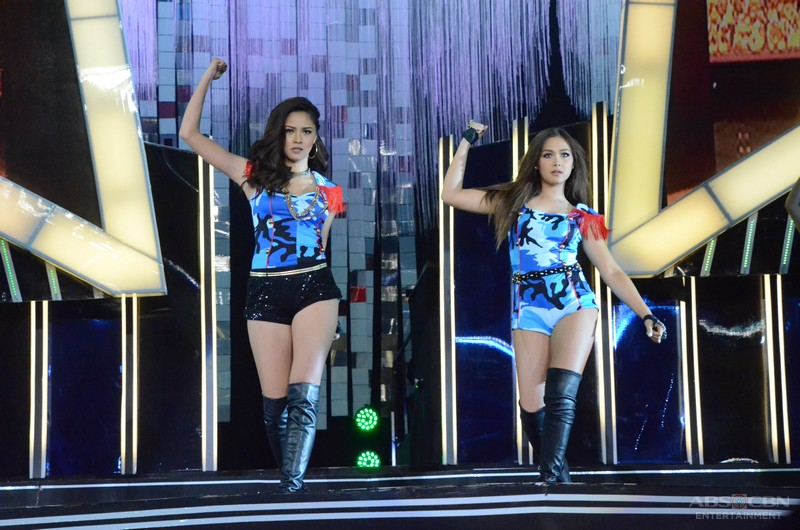 ABS-CBN Christmas Special: Sizzling dance showdown with the sexiest Kapamilya stars