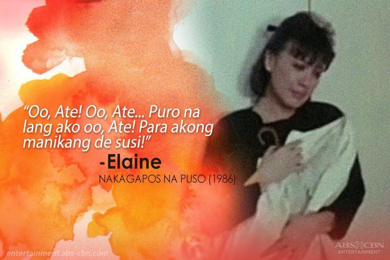Tatak Sharon Cuneta: Mga tagos sa pusong movie lines ng Megastar
