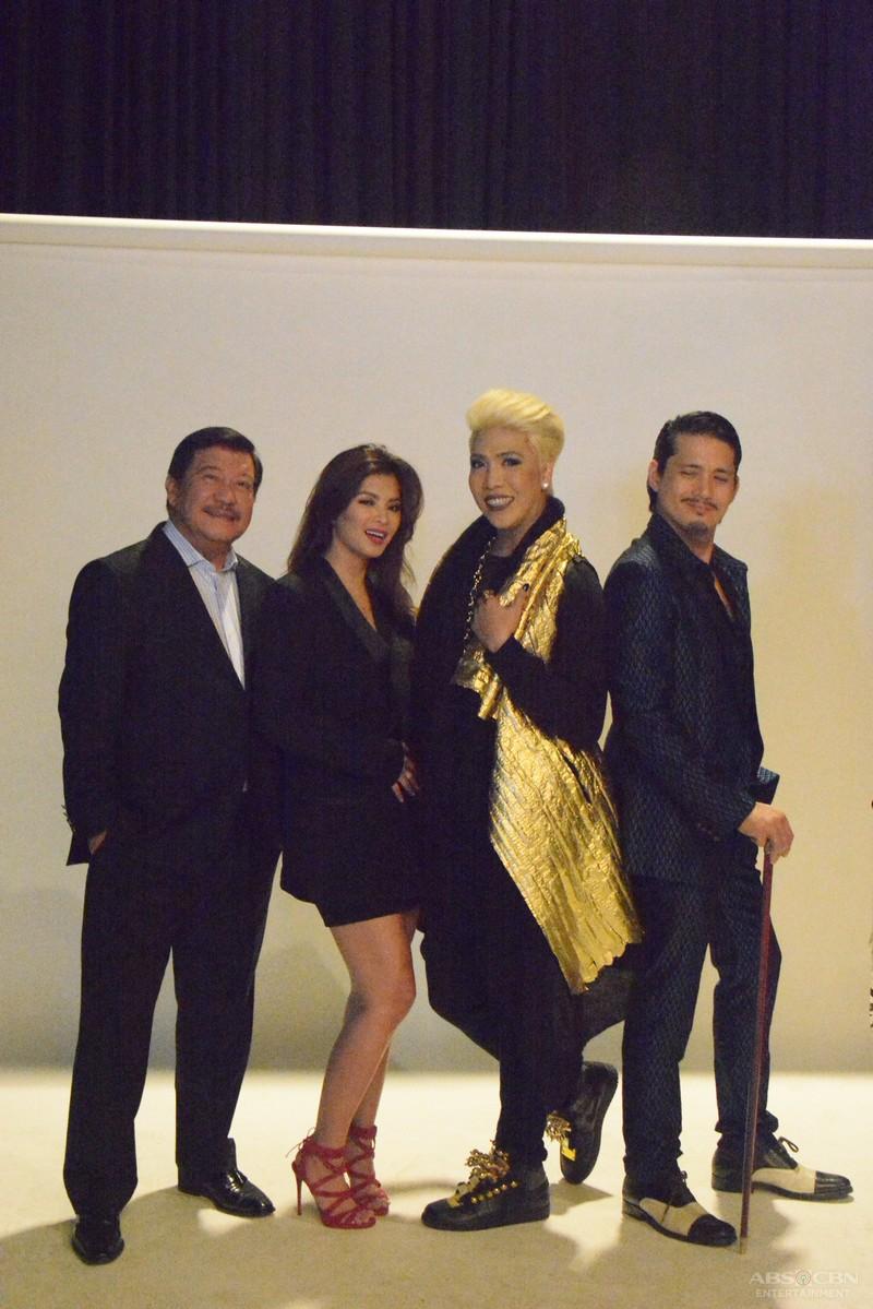 BEHIND-THE-SCENES: Pilipinas Got Talent Season 5 Judges Pictorial