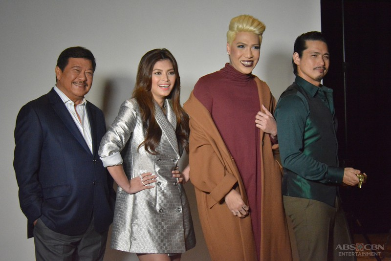 BEHIND-THE-SCENES: Pilipinas Got Talent Season 5 Judges Pictorial