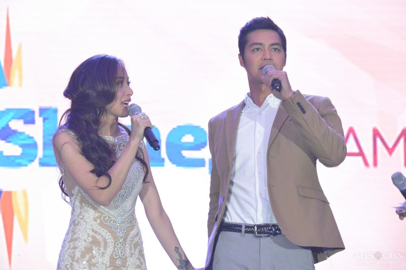 PHOTOS: Zanjoe and Cristine headline the upcoming teleserye 'Tubig at Langis'