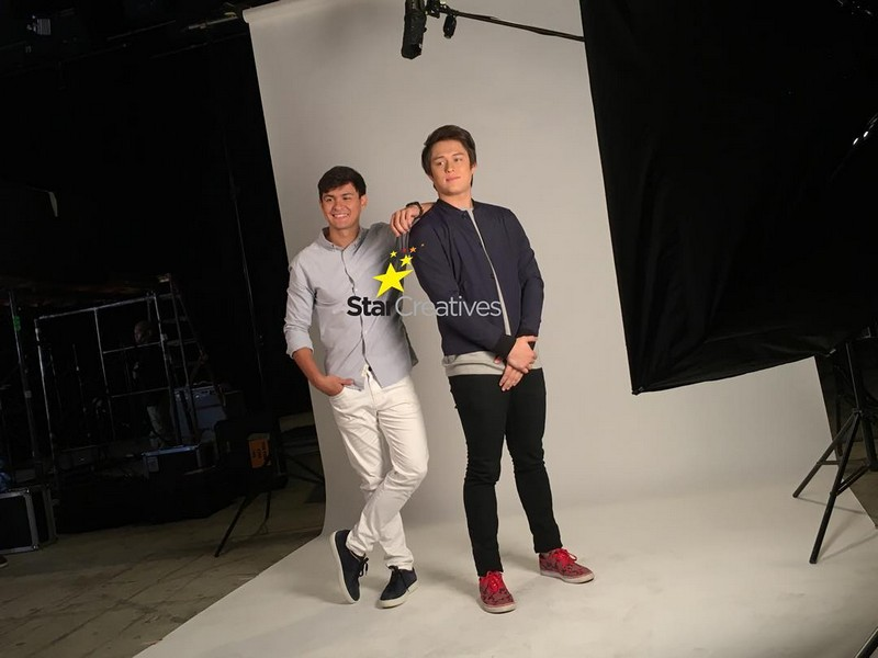 Behind-the-scenes: Dolce Amore Pictorial Shoot