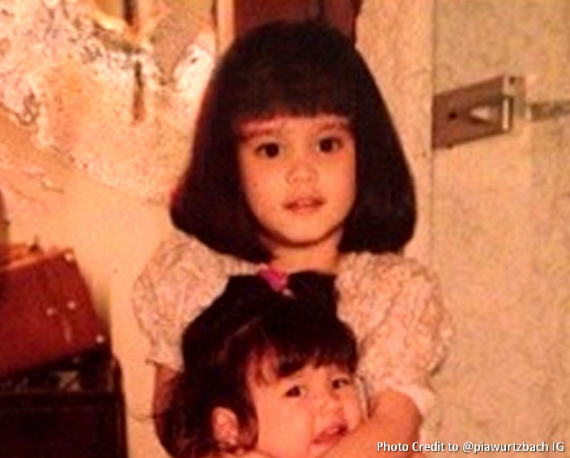 THROWBACK: Miss Universe Pia Wurtzbach through the years