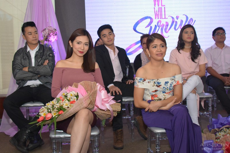 PHOTOS: We Will Survive Presscon
