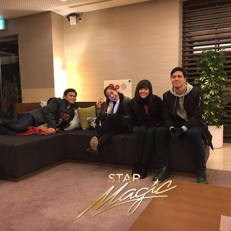 Born For You stars Janella and Elmo go to Japan