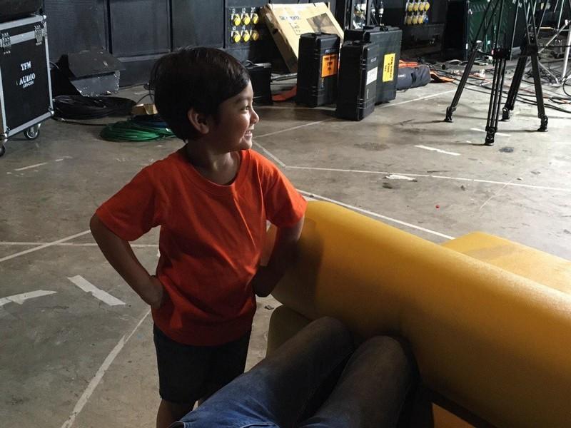 PHOTOS: Abangan sina Bianca Manalo at Yuguz Garcia sa Super D