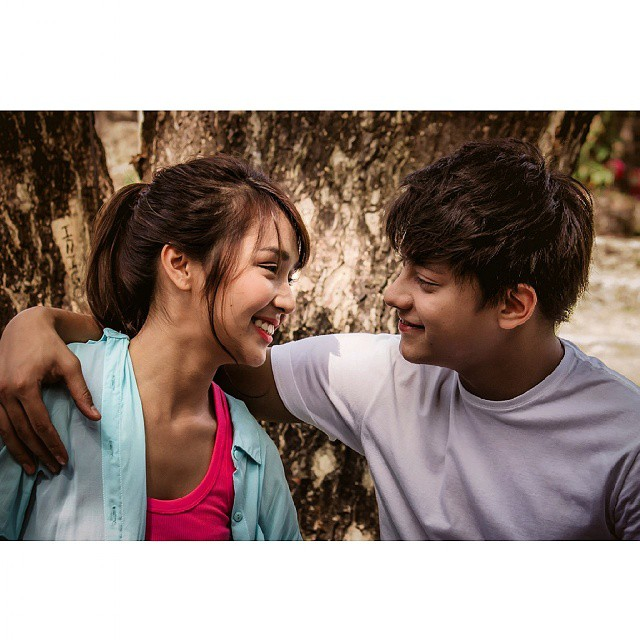 CAUGHT ON CAM: 13 Crazy Beautiful Stolen Moments of Kathryn and Daniel
