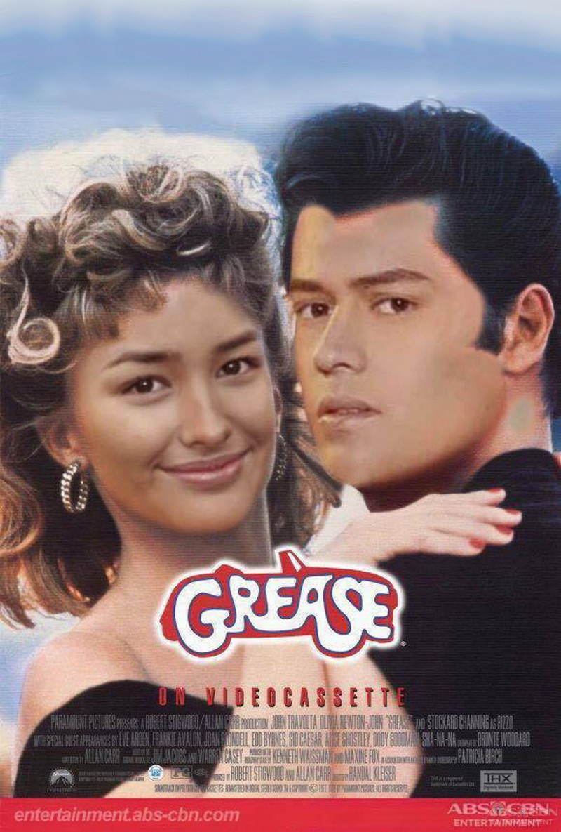 What if Liza and Enrique were the stars of your fave foreign romance films?