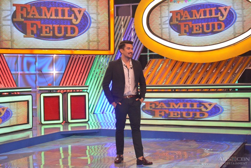 PRESSCON PHOTOS: Family Feud, hosted by Luis Manzano, simula April 9 na!