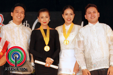 ABS-CBN hauls 24 awards at the 14th Gawad Tanglaw Awards; Wins Best TV Station anew