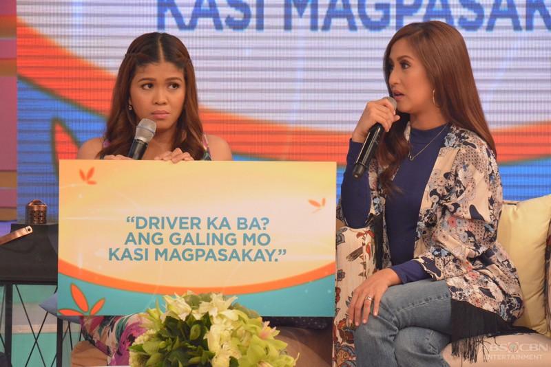 PHOTOS: Magandang Buhay pilot episode with KathNiel