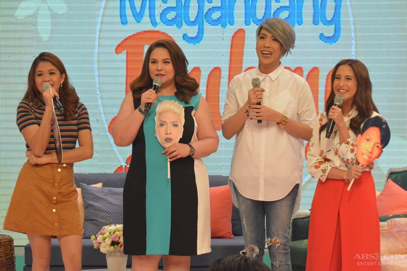 PHOTOS: Unkabogable Day 2 of Magandang Buhay with Vice Ganda