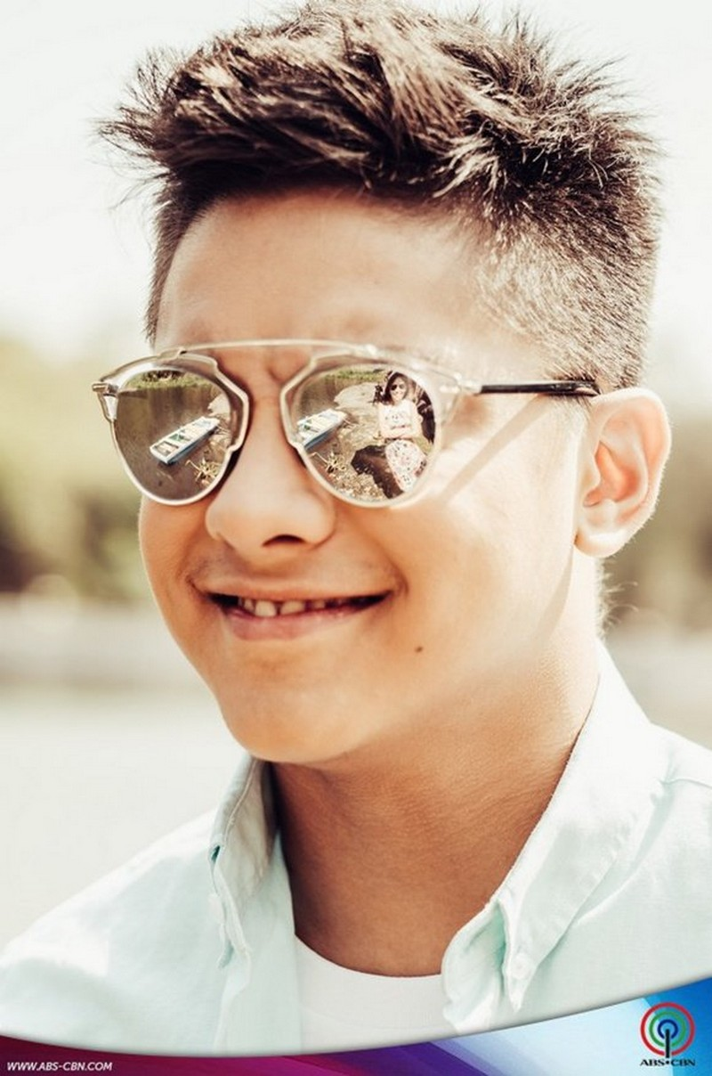 21 times daniel padilla proved that shades complete the