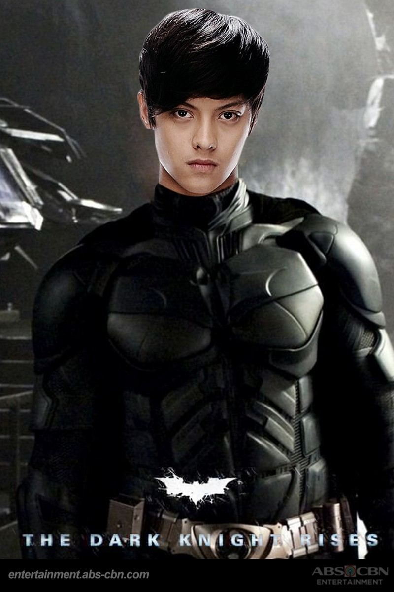 What if Daniel Padilla were a famous Hollywood movie character?