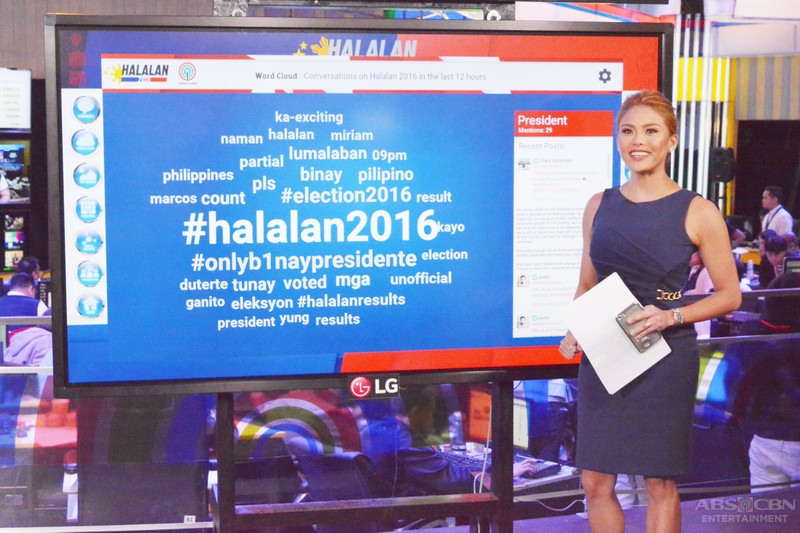 PHOTOS: Halalan 2016: The ABS-CBN Coverage