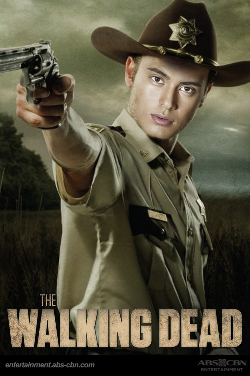 What if James Reid were the lead character of famous U.S. TV series?