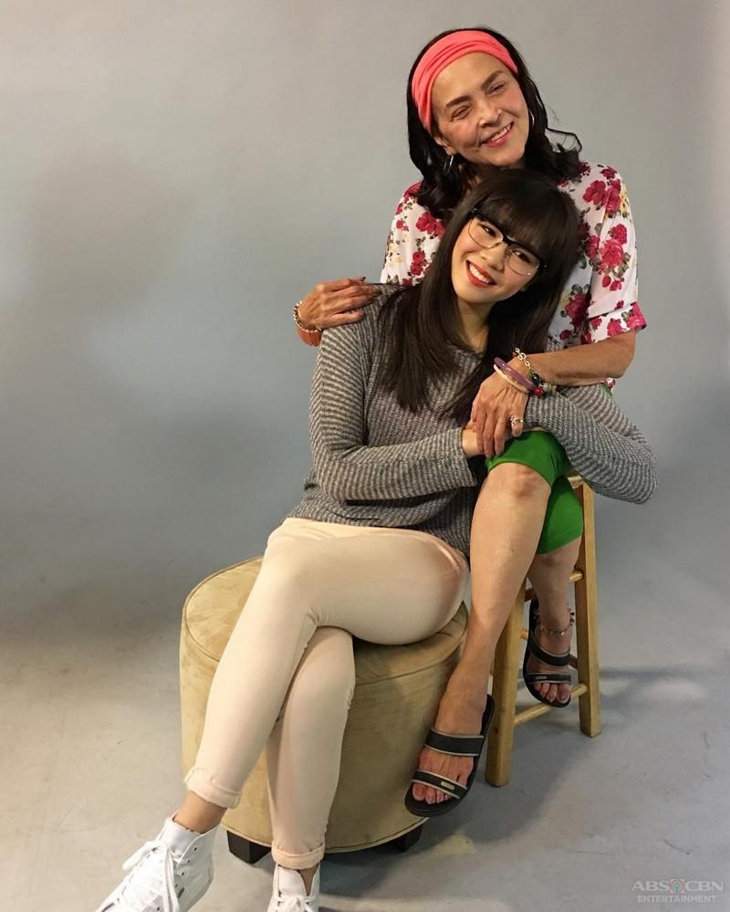 SNEAK PEEK: Promo shoot ng inaabangang teleserye nina Janella at Elmo na Born For You