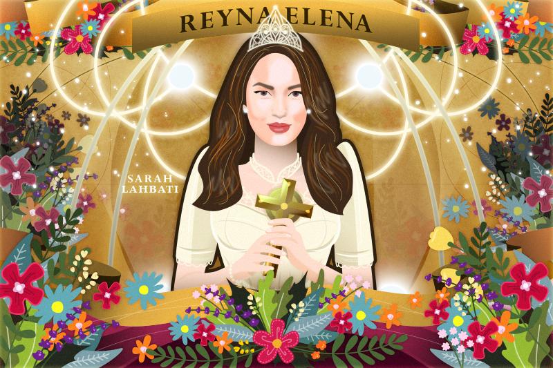 What if celebrities were the Reyna Elena?