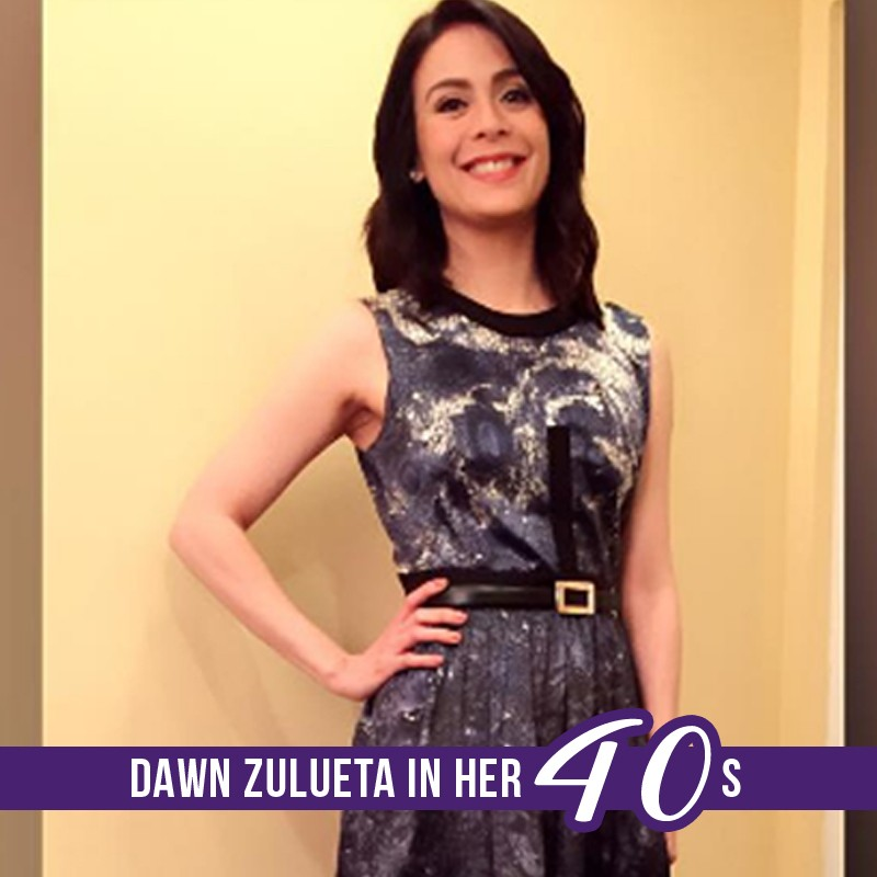 LOOK: Dawn Zulueta's Timeless Beauty Defies the Decades