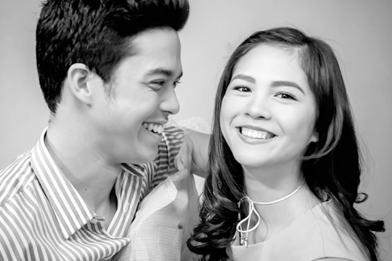 LOOK: Beautiful head shots of Born For You stars Janella & Elmo