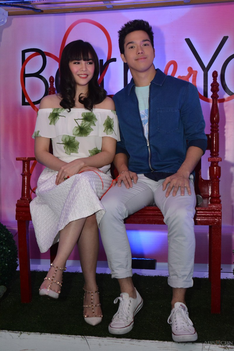 PHOTOS: Janella, Elmo and the Red String of Fate