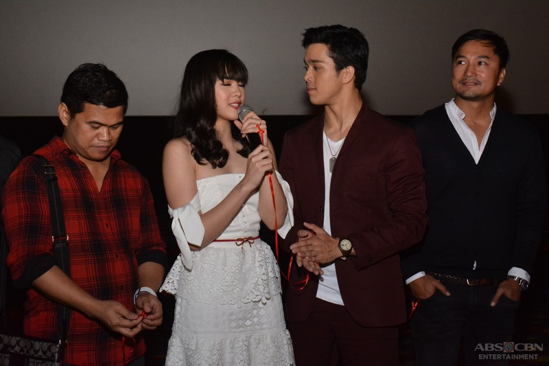 PHOTOS: Star-studded Born For You The Red String Premiere
