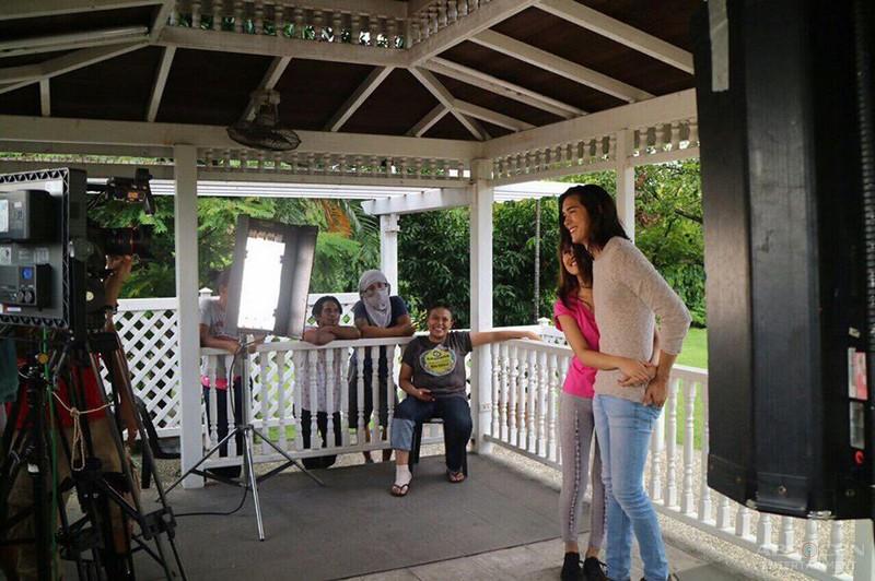 Langit Lupa Look Test: ToMiho, sumabak sa unang araw ng trabaho under RSB Drama Unit