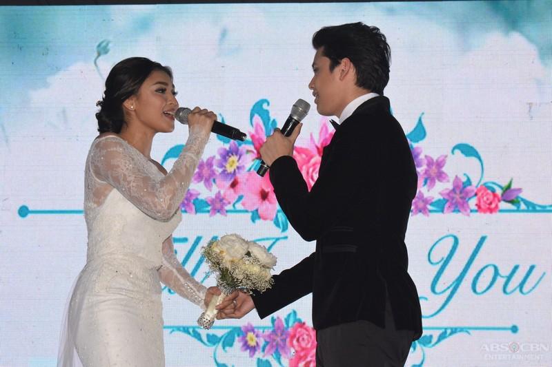 PHOTOS: JaDine kilig at the Gabi Ng Pangarap: The ABS-CBN Trade Event 2016