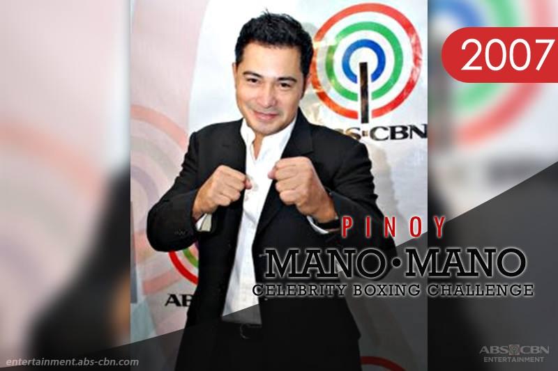 THROWBACK: 5 Kapamilya shows of award-winning actor Cesar Montano