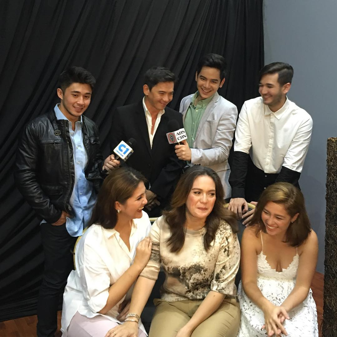 BEHIND-THE-SCENES: The Greatest Love Promo Shoot