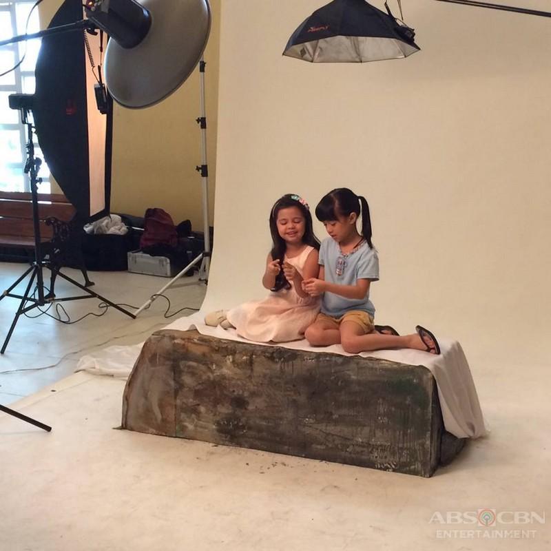 BEHIND-THE-SCENES: Langit Lupa Promo Shoot