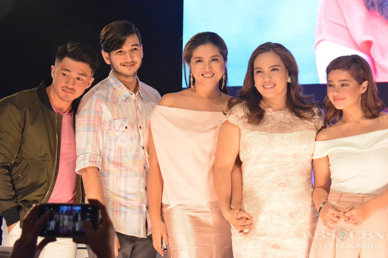 PHOTOS: The Greatest Love Grand Presscon