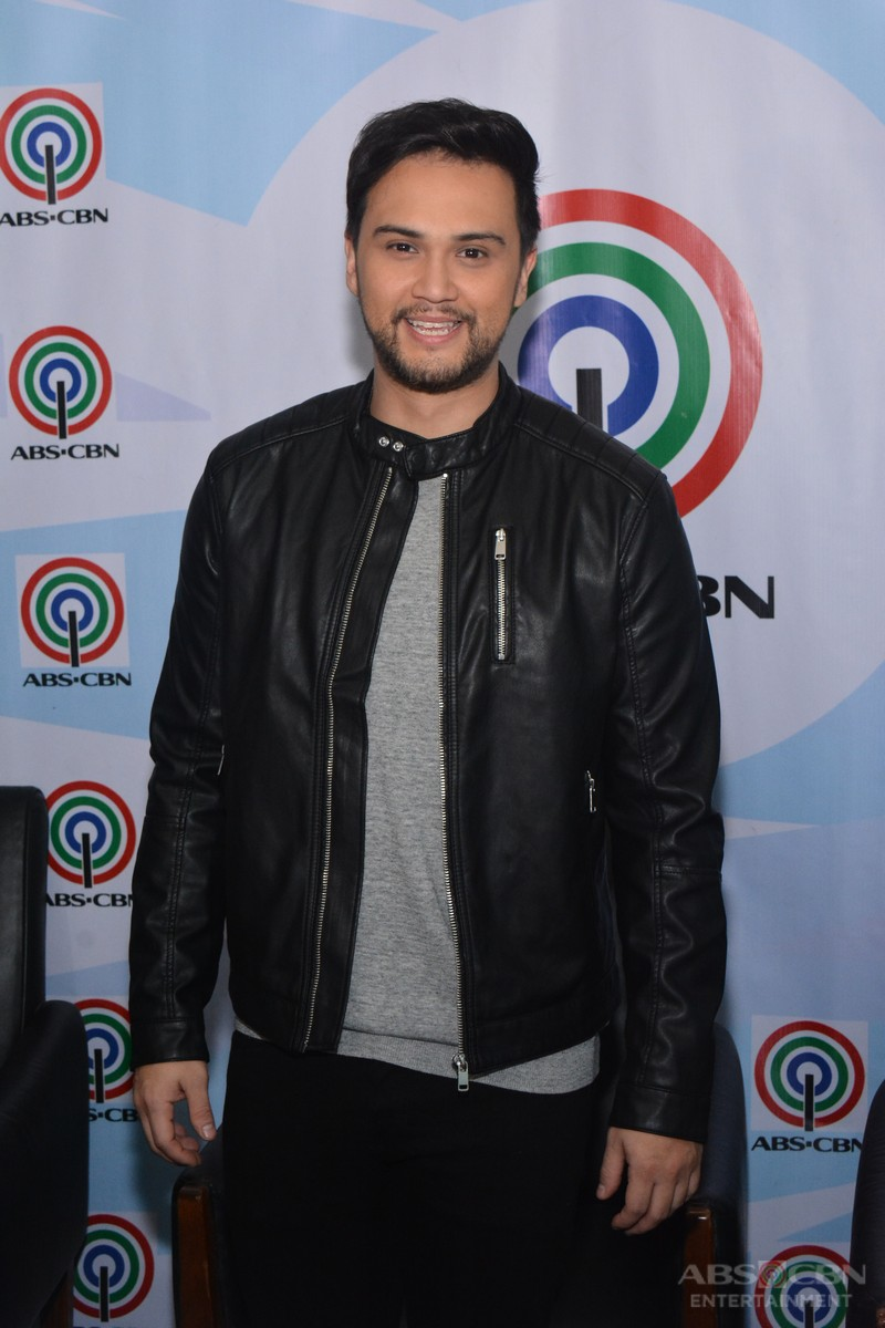 PHOTOS: Billy Crawford renews a two-year contract with the Kapamilya network