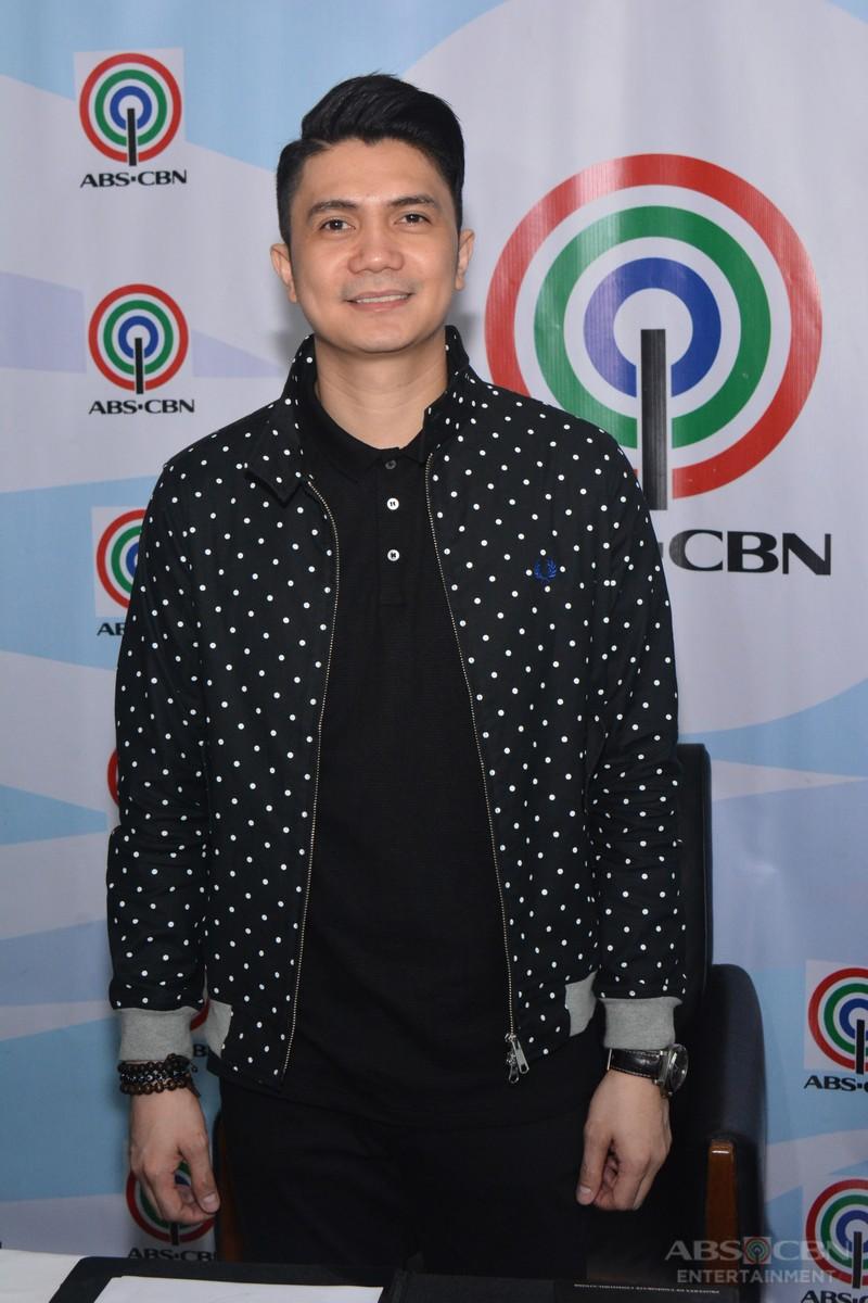 PHOTOS: Vhong Navarro remains as Kapamilya