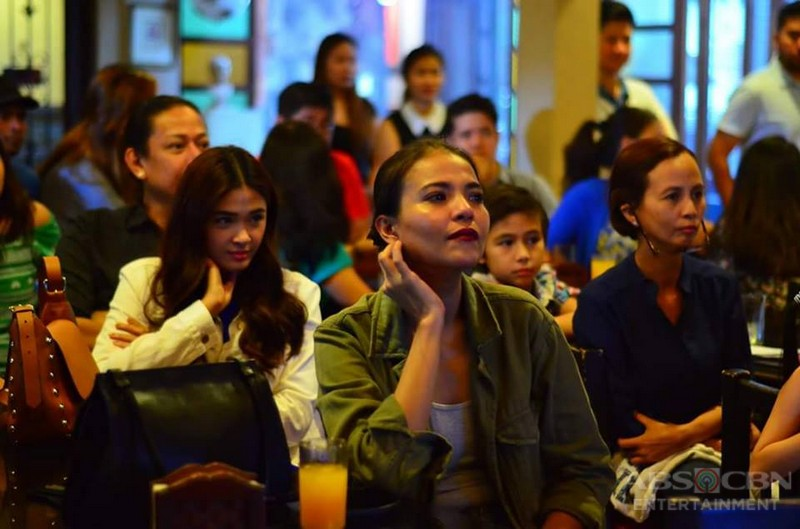 Langit Lupa viewing party with the cast