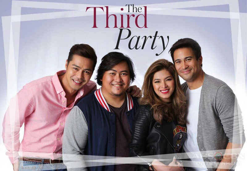 LOOK: The Third Party Pictorial Photos