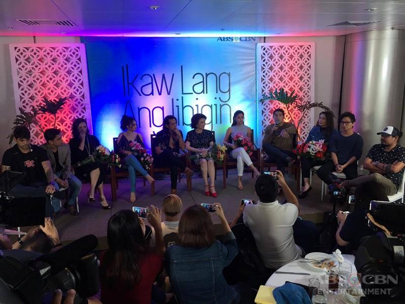 "LOOK: Kim, Gerald reunite in upcoming series ""Ikaw Lang Ang Iibigin"""