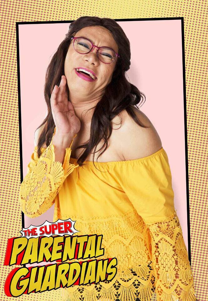 Publicity Photos: The Super Parental Guardians, November 30 in cinemas