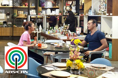 "LOOK: Kim, Gerald and Jake start taping  for ""Ikaw Lang Ang Iibigin"""