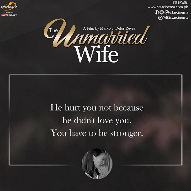 Trending Quotes: The Unmarried Wife